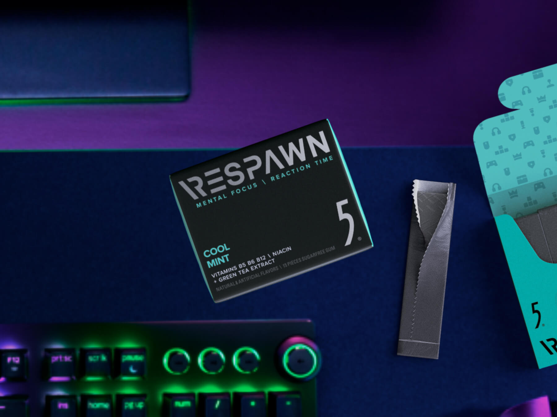 Respawn by 5 Gum